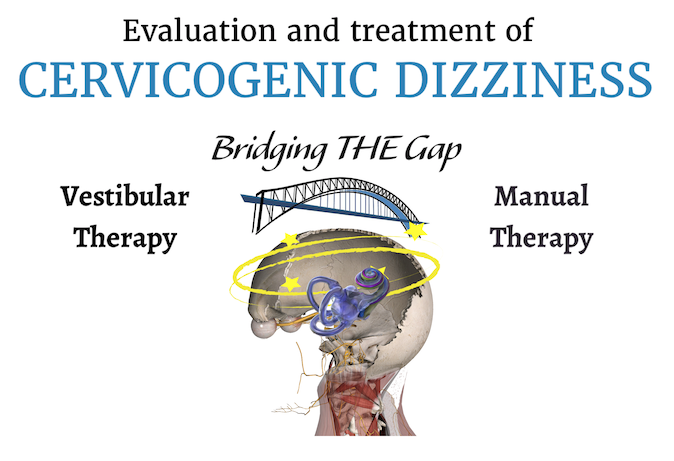 Cervicogenic Dizziness, Cervical Vertigo, BPPV, Dizziness, Cervical Spine, Concussion